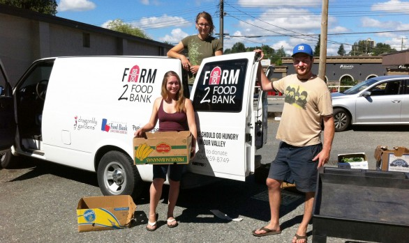 Farm To Food Bank