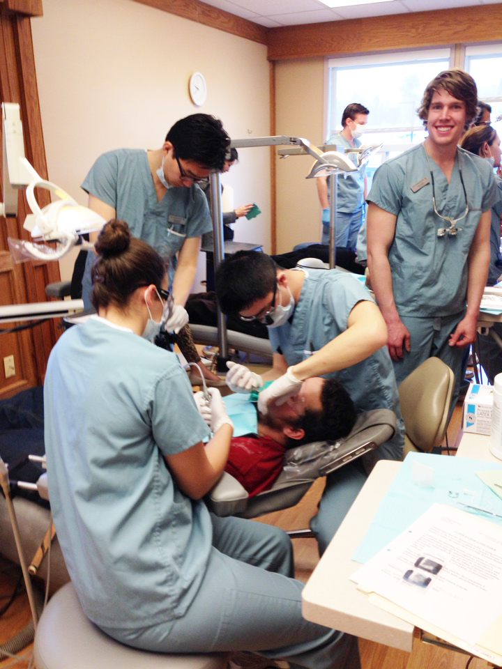 Dental Volunteers