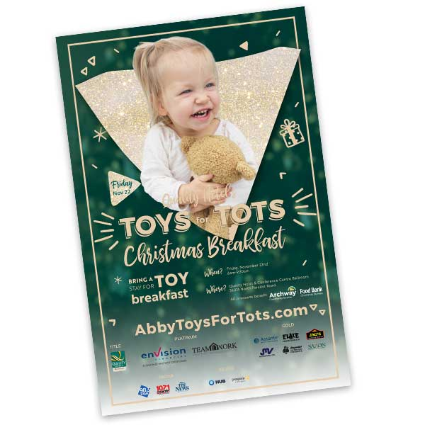 Toys for Tots 2019 Poster
