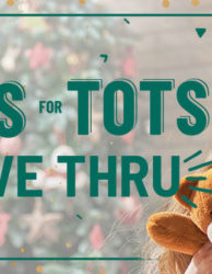 Toys for Tots Drive Thru 2020