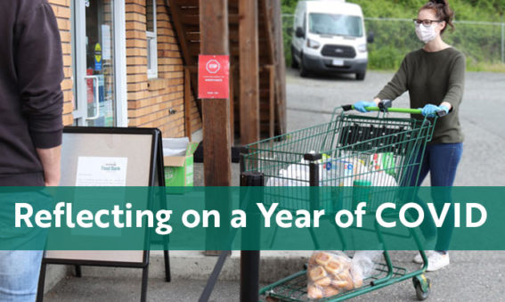 Reflecting on a Year of COVID